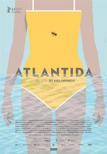 Atlântida - Poster / Capa / Cartaz - Oficial 1