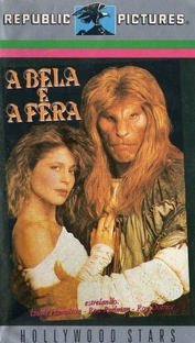 A Bela e a Fera - O Filme - Poster / Capa / Cartaz - Oficial 1