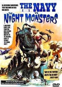Monstros da Noite - Poster / Capa / Cartaz - Oficial 1