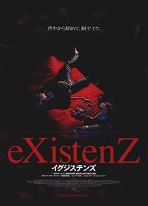 eXistenZ - Poster / Capa / Cartaz - Oficial 1