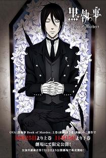 Kuroshitsuji: Book of Murder - Poster / Capa / Cartaz - Oficial 6