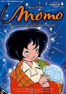 Momo Uma Aventura contra o Relógio - Poster / Capa / Cartaz - Oficial 1