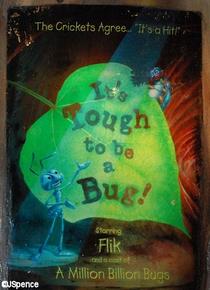 It's Tough to Be a Bug - Poster / Capa / Cartaz - Oficial 1
