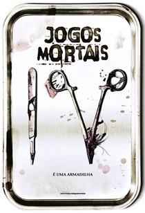 Jogos Mortais 4 - Poster / Capa / Cartaz - Oficial 4