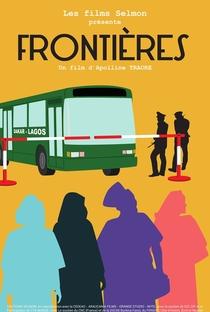 Fronteiras - Poster / Capa / Cartaz - Oficial 2