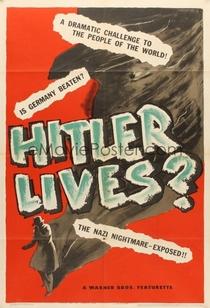 Hitler Lives? - Poster / Capa / Cartaz - Oficial 1