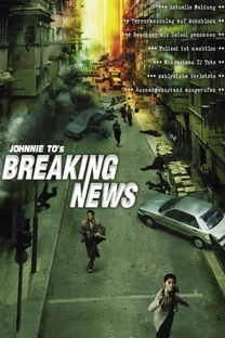 Breaking News - Uma Cidade Em Alerta - Poster / Capa / Cartaz - Oficial 4