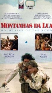 Montanhas da Lua - Poster / Capa / Cartaz - Oficial 3