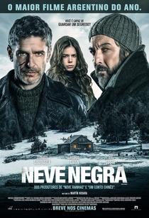 Neve Negra - Poster / Capa / Cartaz - Oficial 3