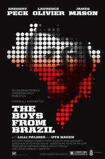 Os Meninos do Brasil - Poster / Capa / Cartaz - Oficial 3