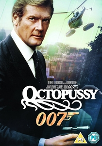 007 - Contra Octopussy - Poster / Capa / Cartaz - Oficial 6