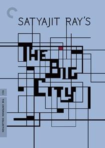 A Grande Cidade - Poster / Capa / Cartaz - Oficial 1