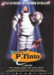 O Milagre de P. Tinto - Poster / Capa / Cartaz - Oficial 1