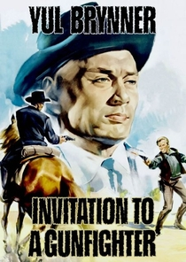 Convite à um Pistoleiro - Poster / Capa / Cartaz - Oficial 7