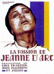 A Paixão de Joana d'Arc - Poster / Capa / Cartaz - Oficial 1