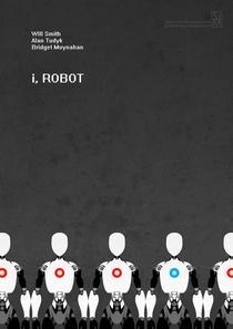 Eu, Robô - Poster / Capa / Cartaz - Oficial 7