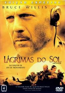 Lágrimas do Sol - Poster / Capa / Cartaz - Oficial 6