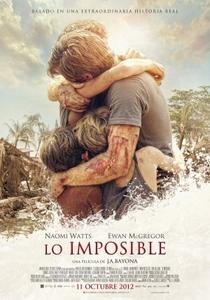 O Impossível - Poster / Capa / Cartaz - Oficial 1