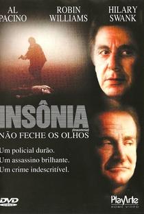 Insônia - Poster / Capa / Cartaz - Oficial 2