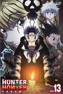 Hunter x Hunter II (Arco 4: York Shin)