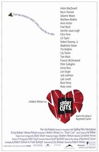 Short Cuts - Cenas da Vida - Poster / Capa / Cartaz - Oficial 3
