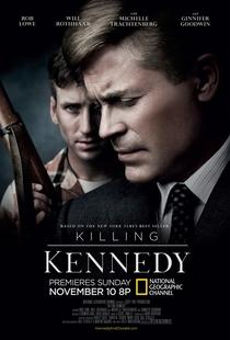Quem Matou Kennedy? - Poster / Capa / Cartaz - Oficial 1