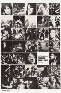 Gimme Shelter - Poster / Capa / Cartaz - Oficial 1