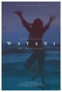 Watani: My Homeland - Poster / Capa / Cartaz - Oficial 1