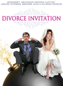Um Convite de Divórcio - Poster / Capa / Cartaz - Oficial 1