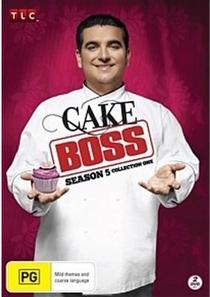 Cake Boss (5ª temporada) - Poster / Capa / Cartaz - Oficial 1