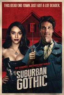 Suburban Gothic - Poster / Capa / Cartaz - Oficial 1