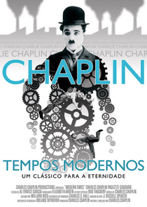 Tempos Modernos - Poster / Capa / Cartaz - Oficial 3