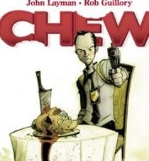 Chew - Poster / Capa / Cartaz - Oficial 1