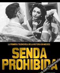 Senda Prohibida  - Poster / Capa / Cartaz - Oficial 1