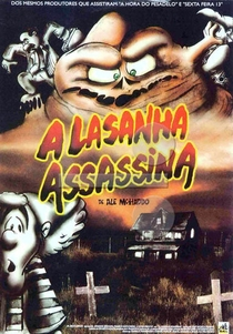 Lasanha Assassina - Poster / Capa / Cartaz - Oficial 1