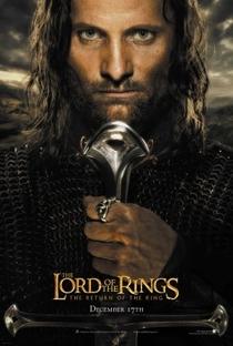 O Senhor dos Anéis: O Retorno do Rei - Poster / Capa / Cartaz - Oficial 2