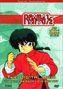 Ranma 1/2 1ª Temporada - Poster / Capa / Cartaz - Oficial 1