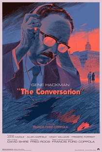 A Conversação - Poster / Capa / Cartaz - Oficial 9