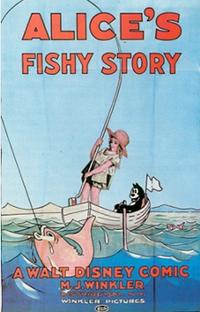 Alice's Fishy Story - Poster / Capa / Cartaz - Oficial 1