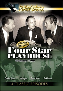 Four Star Playhouse (2ª Temporada)  - Poster / Capa / Cartaz - Oficial 1
