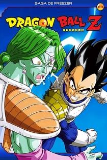 Dragon Ball Z (3ª Temporada) - Poster / Capa / Cartaz - Oficial 5