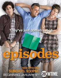Episodes (1ª Temporada) - Poster / Capa / Cartaz - Oficial 1
