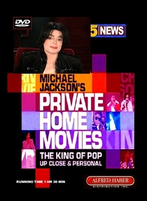 Michael Jackson's Private Home Movies - Poster / Capa / Cartaz - Oficial 1