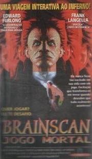 Brainscan - O Jogo Mortal - Poster / Capa / Cartaz - Oficial 4