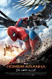 Homem-Aranha: De Volta ao Lar - Poster / Capa / Cartaz - Oficial 2