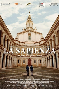 La Sapienza - Poster / Capa / Cartaz - Oficial 1