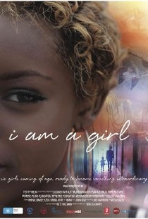 Eu sou uma garota - Poster / Capa / Cartaz - Oficial 1