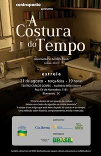 A Costura do Tempo - Poster / Capa / Cartaz - Oficial 1