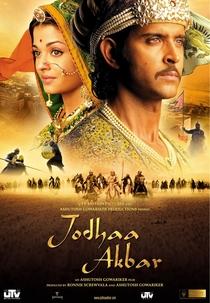 Jodhaa Akbar - Poster / Capa / Cartaz - Oficial 1
