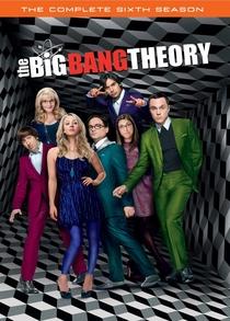 Big Bang: A Teoria (6ª Temporada) - Poster / Capa / Cartaz - Oficial 1